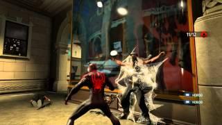 Прохождение нового человека паука 2 часть3 (чёрная кошка)