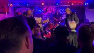 Frits Bovers at Westerhoven Rocks with Crazy Cavan & The Rhythm Rockers