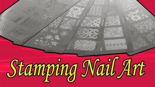 ✺✺✺ Дизайн ногтей СТЕМПИНГ ✺ ПЛАСТИНЫ для СТЕМПИНГА ✺ Оригинальный дизайн ногтей ✺✺✺