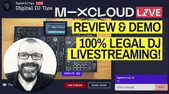 Mixcloud Live Review & Demo - 100% Legal DJ Set Live Streaming - No Copyright Issues!