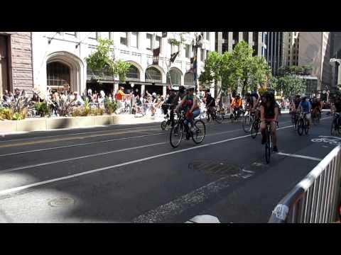 San Francisco Pride Parade 2012 San Francisco Bicycle Coalition