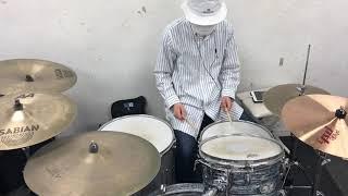 【ドラム】Silent Siren / 天下一品のテーマ【叩いてみた】