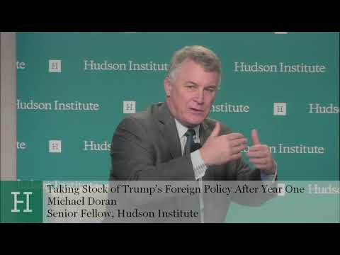 Taking Stock of Trump's Foreign Policy After Year One