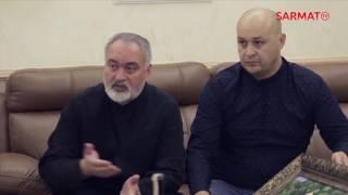 Встреча Митрополита Илариона с представителями осетинской общественности селения Лаба