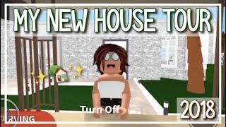 ROBLOX BLOXBURG| New Family House Tour 2018
