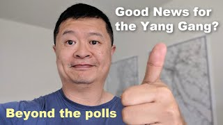 Why the #Yang2020 campaign may be performing better than the polls suggest.