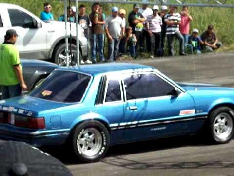 Piques en guanare Mustang 07 vs Mustang 80 s