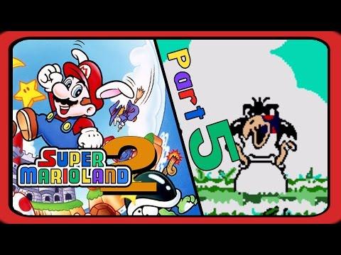 Dieser Vogel nimmt doch Drogen! - Let's Play Super Mario Land 2! #5