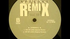 Shinehead - Try My Love (Special Remix)