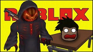 ROBLOX HUNT OR BE HUNTED (I BECAME THE SLASHER!!)
