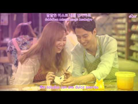 I Feel You - Hong Dae Kwang / Subespañol + Rom + Hangul/ It`s Okay That`s Love OST