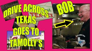 Take a tour of TaMolly's Mexican Restaurant with Bob!