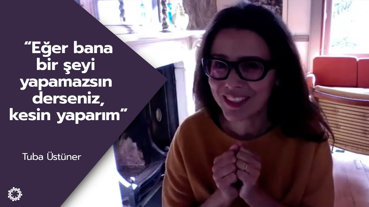 ''YAPAMAZSIN'' DERSENİZ, KESİN YAPARIM! - Tuba Üstüner | BinYaprak