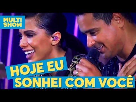 Hoje Eu Sonhei com Você | Harmonia do Samba + Anitta | Música Boa ao Vivo | Multishow