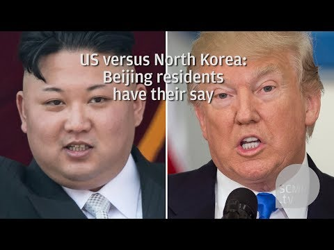 US versus North Korea: Beijing residents have their say
