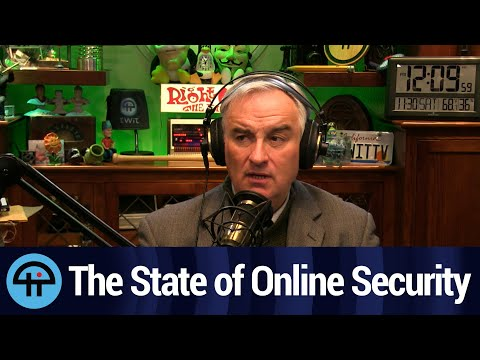 The State of Online Security