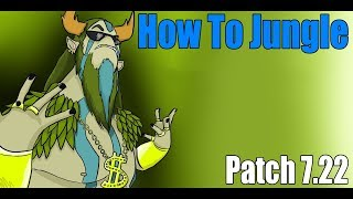 DoTa 2 How To Jungle Nature's Prophet Patch 7.22h