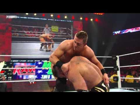 Raw: Alex Riley vs. The Miz