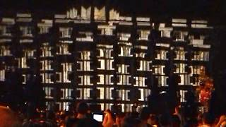 Kharkov, Харьков 2013, 70 лет день города, световое шоу, лазерное, 3D,
