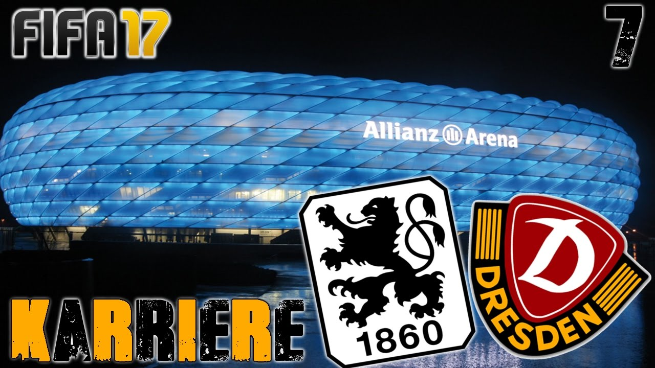 Fifa 17 Dynamo Dresden
