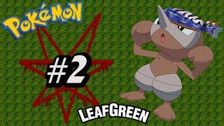 Let's Play Pokemon Leaf Green (Nuzlocke) 02: Moonlight Musical