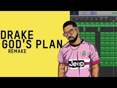 Making a Beat: Drake – God's Plan (Remake)