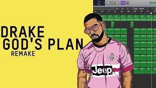 Making a Beat: Drake – God
