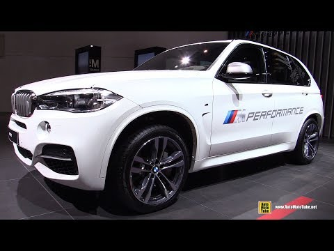 2018 BMW X5 M50d - Exterior and Interior Walkaround - 2017 Frankfurt Auto Show