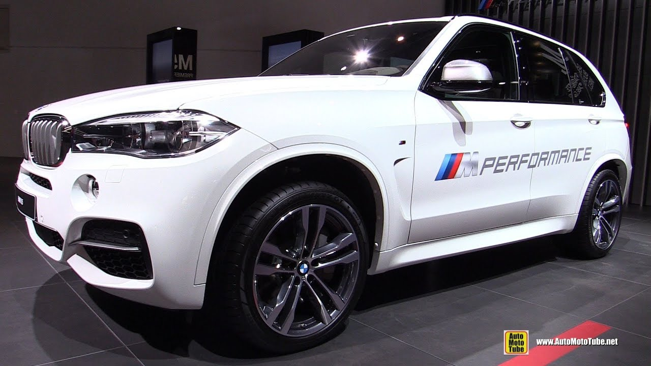 2018 Bmw X5 M50d Exterior And Interior Walkaround 2017