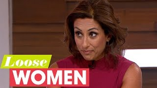 Saira Khan Received Death Threats Over Her Bikini Photo | Loose Women