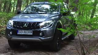 Mitsubishi L200 Black Edition test