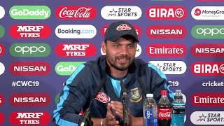 """It won't be easy, but let's see..."" Mashrafe Mortaza - Bangladesh v Australia"
