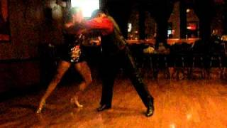 Salsa Dancing - Cesar and Jessica's Performance