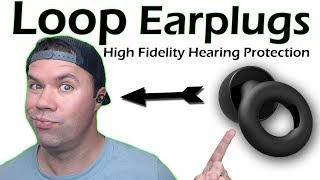 Loop Earplugs | High Fidelity Hearing Protection for Concerts, Events and Musicians!