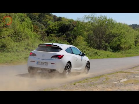 TEST | Opel Astra OPC [English Subtitled]