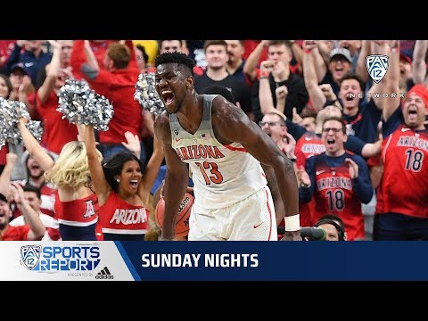 2018 Pac-12 Men's Basketball Tournament: Deandre Ayton's career night gets Arizona past UCLA,...