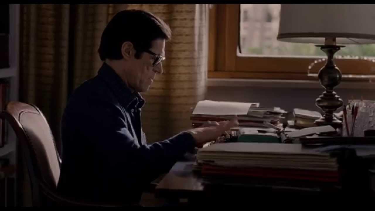 Pasolini (2014) - Trailer English Subs
