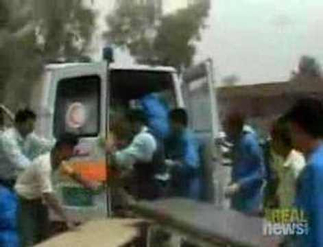 Scores dead and injured in Kirkuk bombings