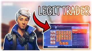 HOW TO FIND LEGIT TRADERS!!! ( Fortnite Save The World ) **MUST WATCH**