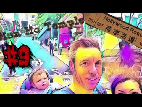 Vlog Hong Kong  #9 - Man Ho Temple Hollywood road Hong Kong