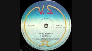 Pierre Perpall - Them Changes (Vocal) on V.S. 1981