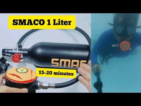 Samco 1 Liter - Diy Scuba Tanky Oxygen