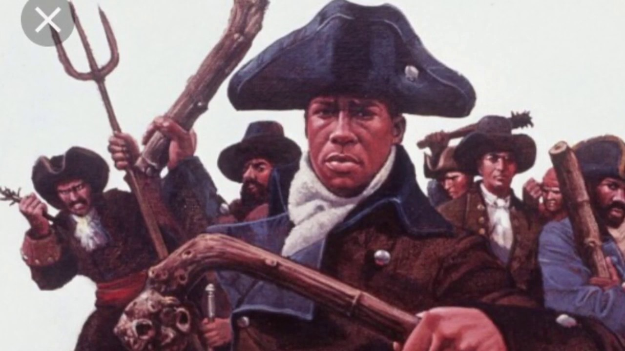 Black History Crispus Attucks The First Man To Die In The American Revolution