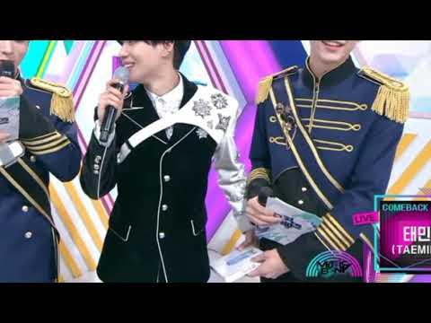 TXT Taehyun and Taemin have a exchange album