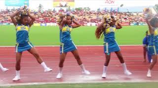 Video Natabua High School - 2018 Coca-Cola Games Cheerleaders download MP3, 3GP, MP4, WEBM, AVI, FLV April 2018