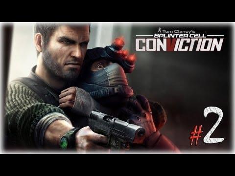 Смотреть прохождение игры Splinter Cell: Conviction. Серия 2 - Взорвать все что можно.