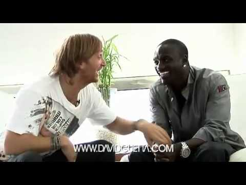 Akon - Sexy Bitch & David Guetta
