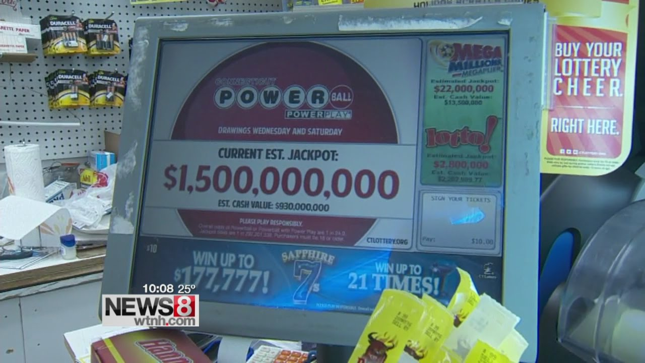 What should Conn. do with money generated from Powerball?