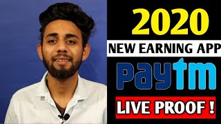 💥2020 BEST EARNING App For ANDROID   DAILY EARN 500    EARN MONEY ONLINE