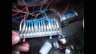 видео Схема Электропроводки Газ 24